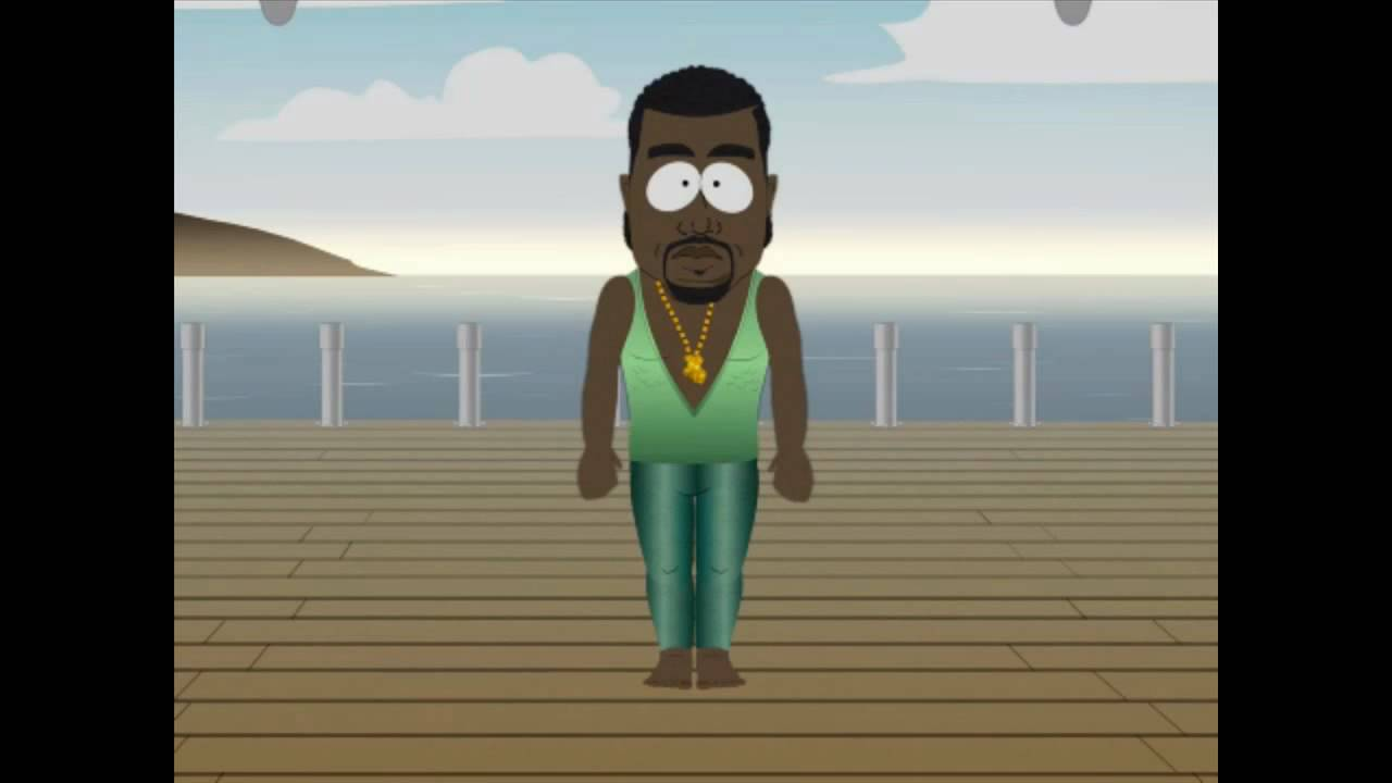 kanye west gay fish
