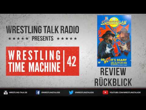 [WTR #654] Wrestling Time Machine: WWF SummerSlam 1994 Review