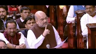 'Bloodshed will end now': HM Amit Shah on how Article 370 hurt J&K