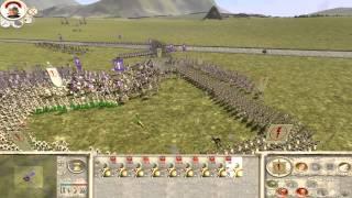 Tatal War Rome захват Рима часть 2 (падение Рима)
