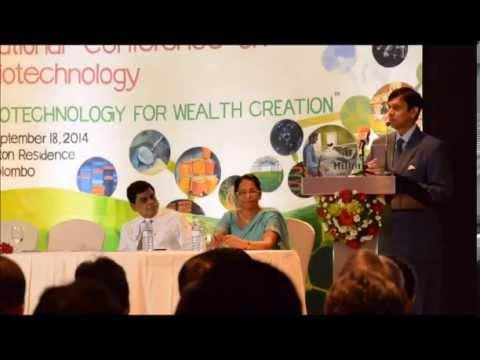 Science, Technology and Innovation for economic prosperity of Sri Lanka