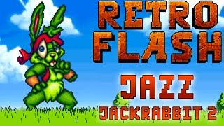 RetroFlash#74: Jazz JackRabbit 2