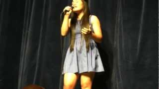 Wavell State High School Talent Quest WINNER! - Keina singing I Will Always Love You - Whitney