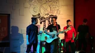 F-Band - Mash Up - Liên khúc Tây Nguyên Full HD - (Live)