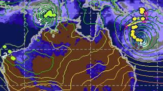 Aussie Cyclone Update March 4th 2014
