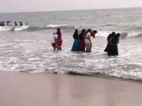 CHERAI BEACH,COCHIN, INDIE