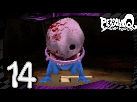 Persona Q Shadow of the Labyrinth - Part 14 - Evil Spirit Club