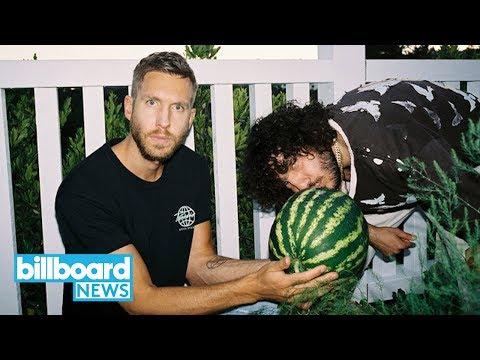 Calvin Harris & Benny Blanco Drop Dance-Pop Single 'I Found You' | Billboard News