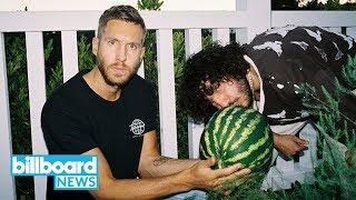Calvin Harris & Benny Blanco Drop Dance-Pop Single 'I Found You' | Billboard News Video