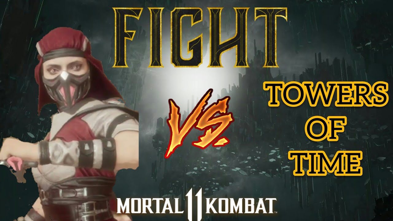Mortal Kombat 11 - Skarlet | Tower of Time | #MK11