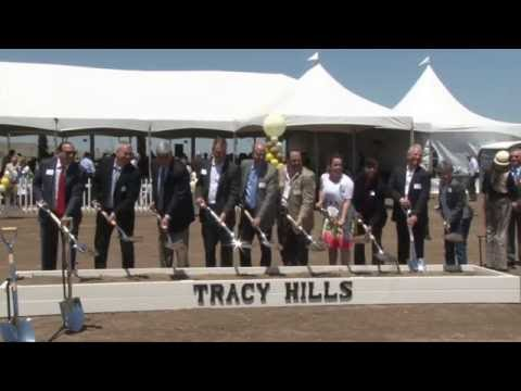 City of Tracy: Tracy Hills Ground Breaking 2016