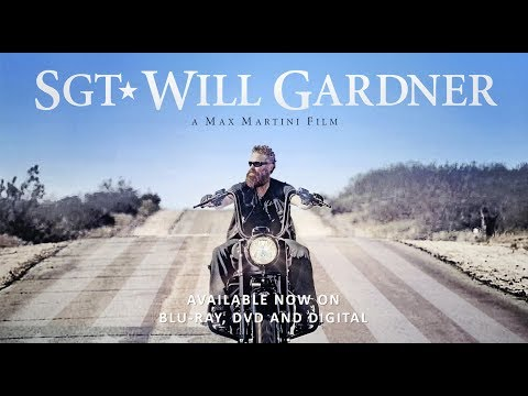 Clint August - SGT Will Gardner - Official Trailer Max Martini,  Gary Sinise