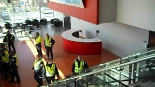 Expulsion D'une Professeure à L'UQO  Durant La Grève étudiante De 2012