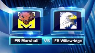 FB Marshall Basketball Game Highlight