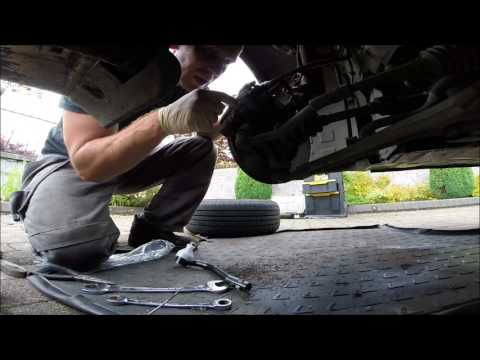 Hyundai i40 2012 Steering Rack End Replacement