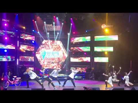 Performance Team dance on Pepsi Singing Contest 2019