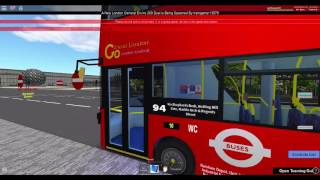 ROBLOX I Episode 14 I London & South I Route 94