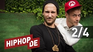 257ers: Fanfragen, ApoRed, Kollegah, Seyed, Cloud Rap, Money Boy uvm. (Interview) - Toxik trifft