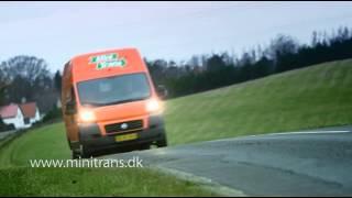 Mini Trans Danmarks originale kurer og transport selskab