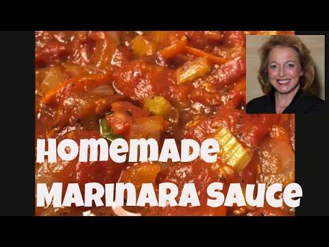 Marinara Sauce - How to Make Incredible Homemade Spaghetti Sauce