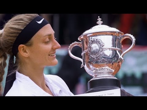 Mary Pierce: a French Open love story