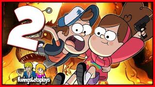 "Gravity Falls: Legend of the Gnome Gemulets Part 2 ""Old Mines"""