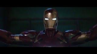 Первый Мститель Противостояние 2016 трейлер