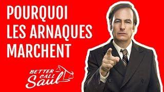Pourquoi les arnaques marchent : Analyse de Better Call Saul