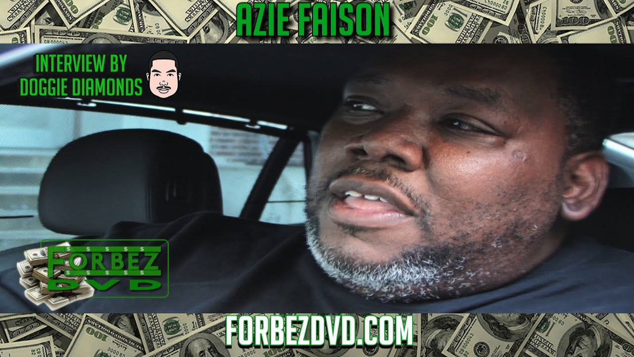 Azie Faison  Alpo Tried To Explain To Me Why He Killed Rich Porter     Azie Faison  Alpo Tried To Explain To Me Why He Killed Rich Porter   YouTube