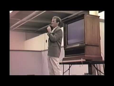 Colm Meaney Trek Expo 1990