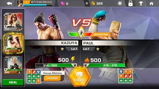 TEKKEN - HD Short Gameplay - Games Of Android #DURecorder