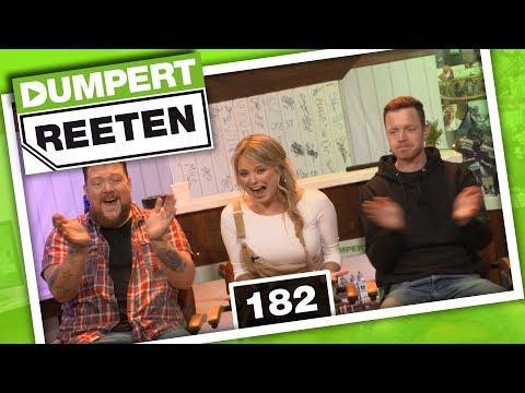 Dikke wijven, Syl, Nick en René | DUMPERTREETEN 182