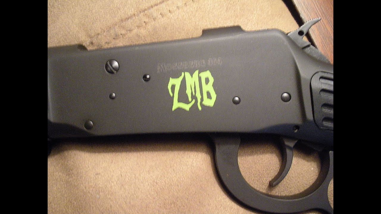 Zombie Mossberg 30 30 Youtube