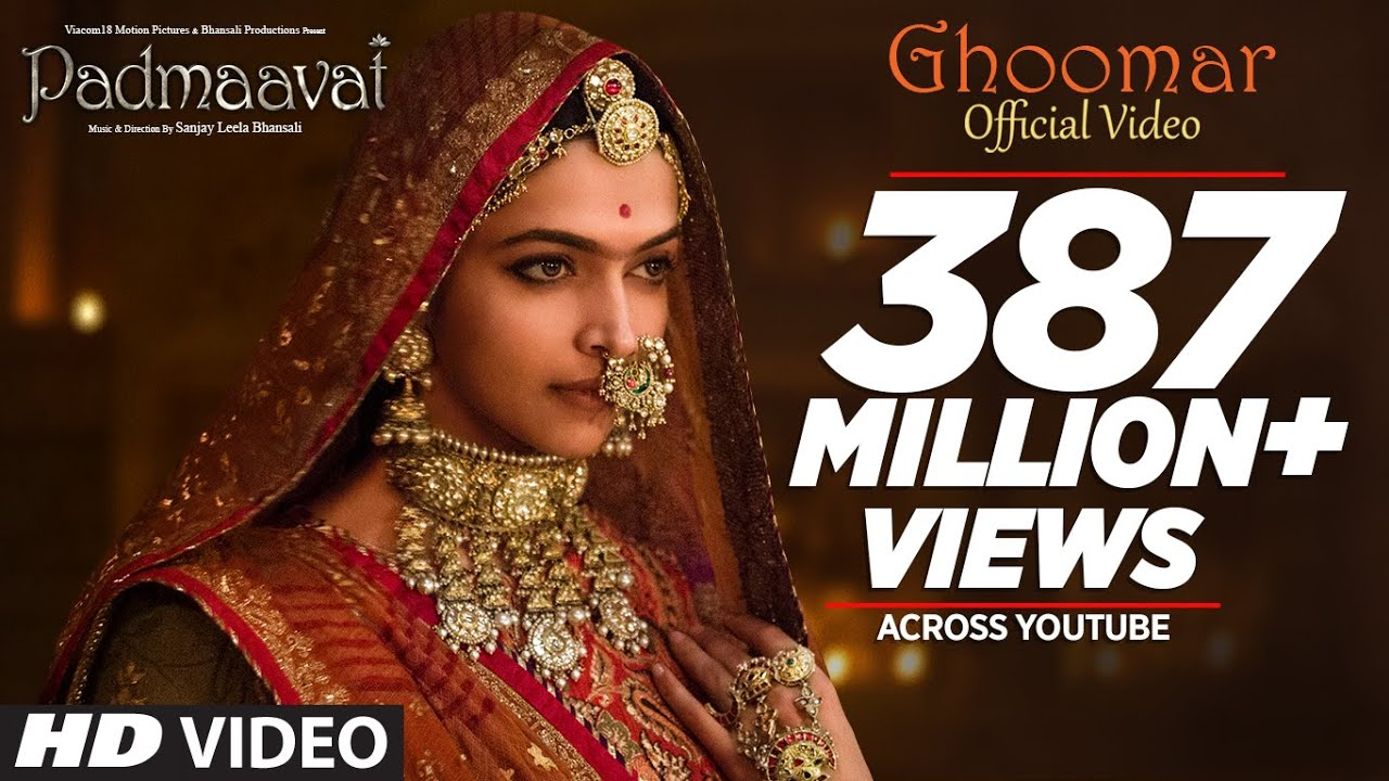 Padmaavat Music Videos