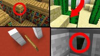7 MINECRAFT GLITCHES! thumbnail