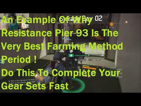The Ultimate Pier 93 Classified & Exotic Farm For Geared 4 Man Teams Method 3