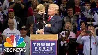Donald Trump To Baby Look-A-Like Baby: