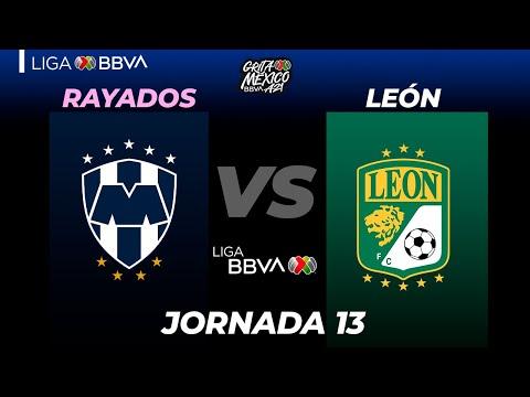 Monterrey Club Leon Goals And Highlights