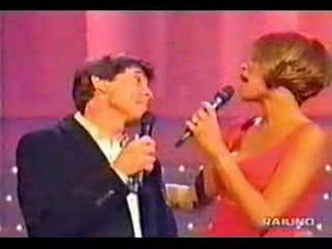 Whitney Houston - All At Once (Live - DUET)