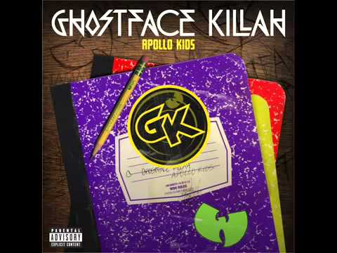 Ghostface Killah - Black Tequila (Feat. Cappadona _ Trife)(2011)