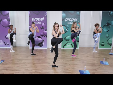 30-Minute Cardio Dance and Boxing Workout
