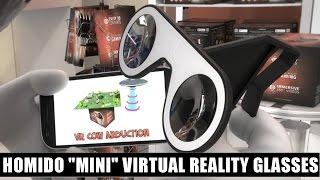 "Homido ""mini"" - Virtual Reality glasses for smartphone"