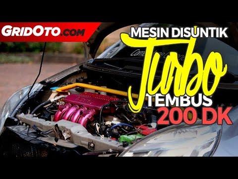 Suntik Turbo di Mesin, Mobilio Rocket Bunny Ini Diklaim Tembus 200 DK Mp3