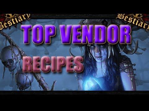 3.2 Vendor Recipes