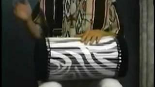 John Ike Walton Zulu Drum