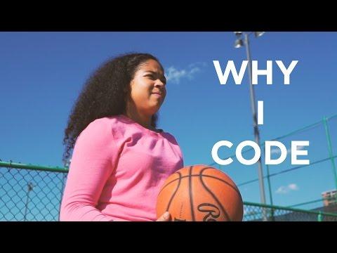 Why I Code