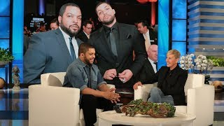 Baixar O'Shea Jackson Jr. Reveals Parenting Advice from Dad Ice Cube