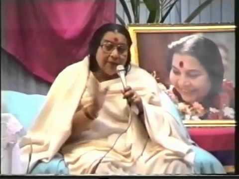 Shri Mataji magyar szatszang 01/03