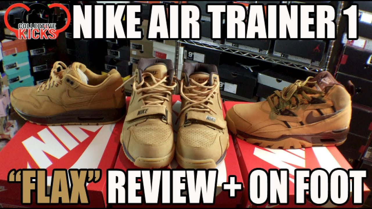 Acostumbrarse a aumento acuerdo  Nike Air Trainer 1 Mid PRM QS