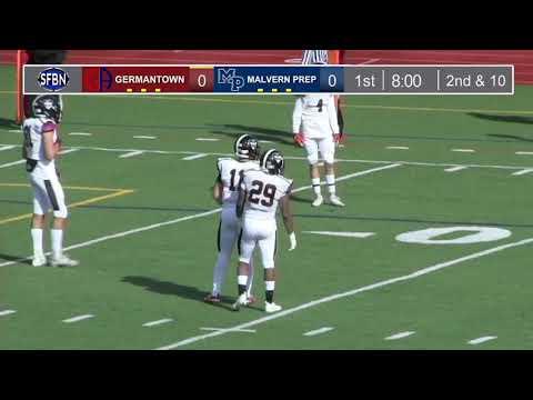Germantown Academy vs Malvern Prep Football (2018-11-03)